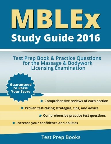 MBLEx Study Guide 2016 Examination product image