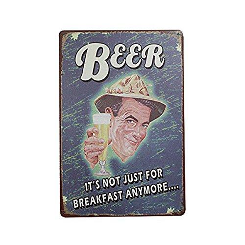 VORCOOL Vinos Cervezas Bebidas Metal de la Vendimia del ...