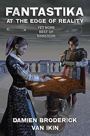book cover of Fantastika