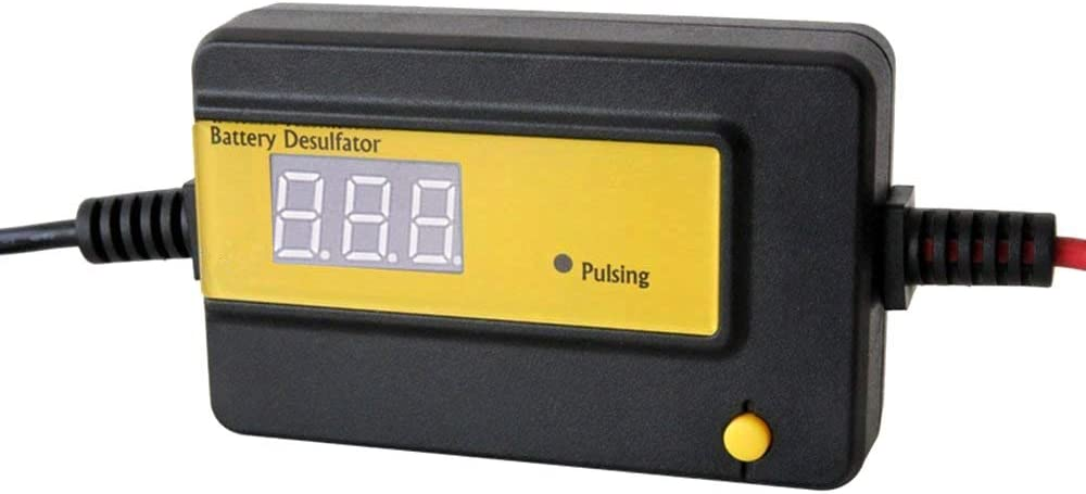 Cptdcl Auto Pulsing 400ah Led Display Lead Battery Desulfator 12v To 72v Combined Auto