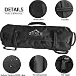 NATARIFITNESS..COM  51ranbNtu7L._SS150_ PYNER Sandbags for Fitness Workout Sandbags with Adjustable Weight Filler Bags with 25 Lbs- 75 Lbs, Tactical Training…