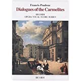 Dialogues of the Carmelites: Vocal Score