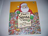 Find Santa Claus as He Brings Christmas Joy, Jerry Tiritilli, 1561731617
