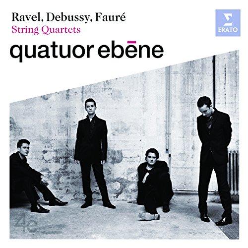ravel-debussy-faure-string-quartets