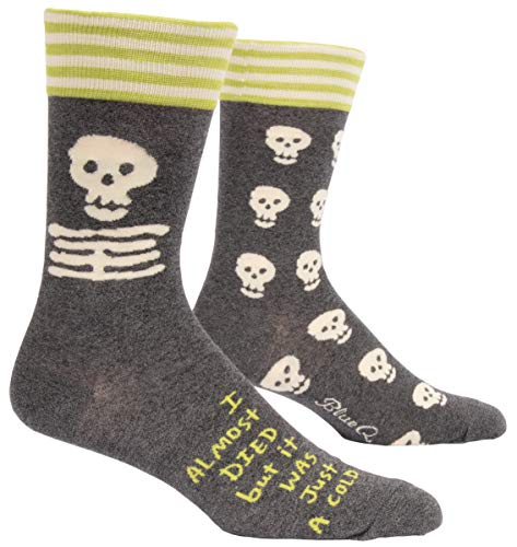 I Almost Died Men's Socks (The Coolest Shoes In The World For Sale)