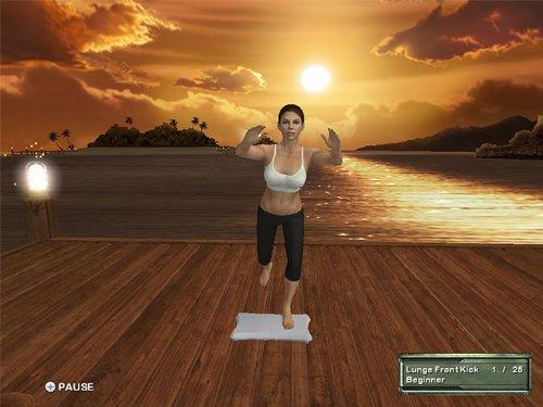 Jillian Michaels Fitness Ultimatum 2010 - Nintendo Wii