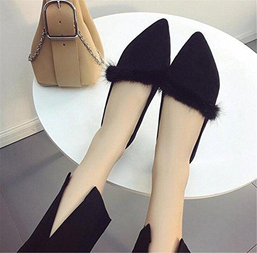 Velours Chaussures Ferm Femmes Femmes Velours Chaussures Ferm aEdUnqdwv
