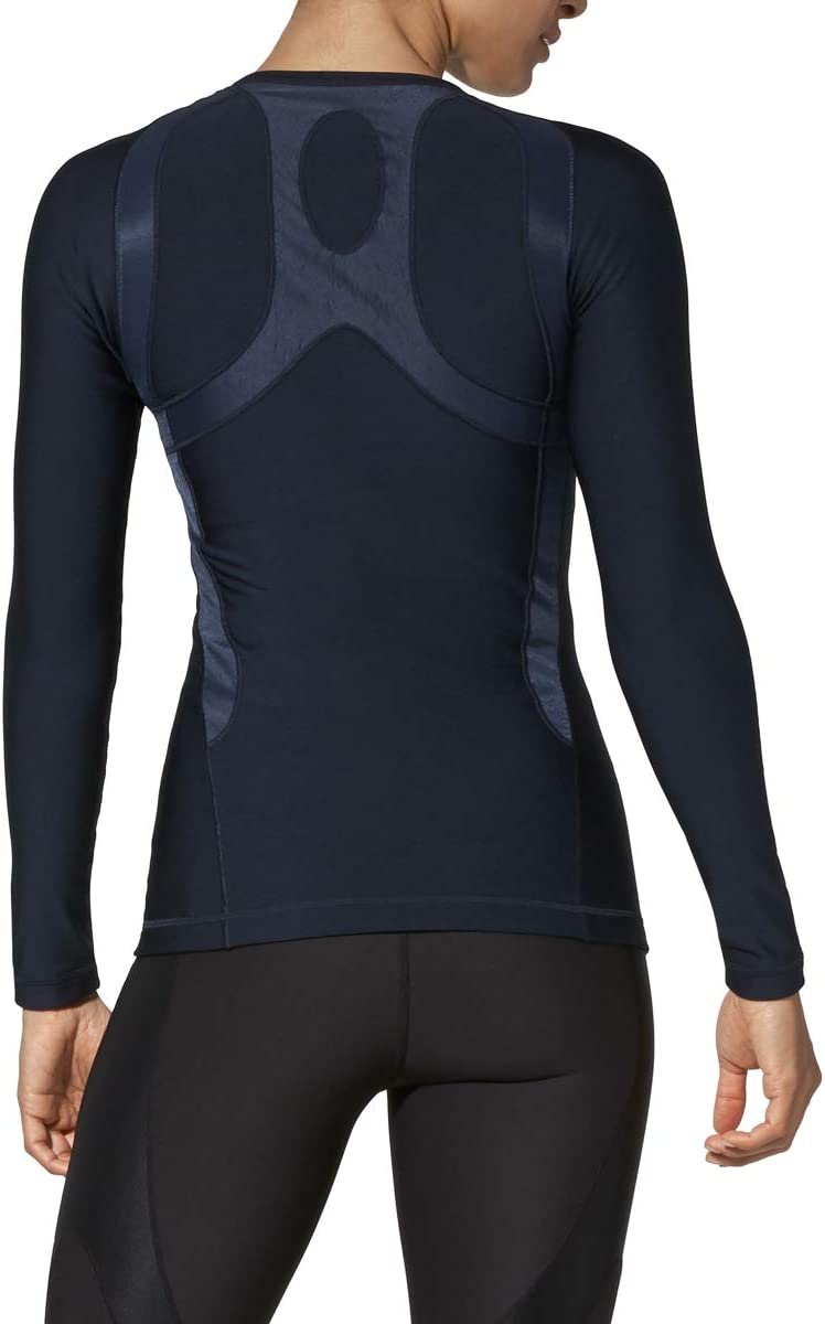 CW-X Womens Long Sleeve Insulator Compression Top