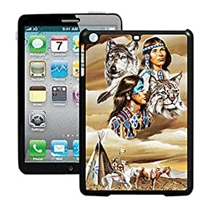 Nomads Pattern 3D Effect Case for iPad Mini