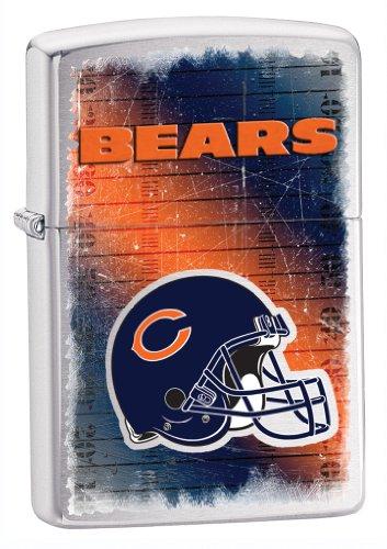 Zippo Zippo Nfl Lighter (Zippo NFL-Chicago Bears Pocket Lighter)