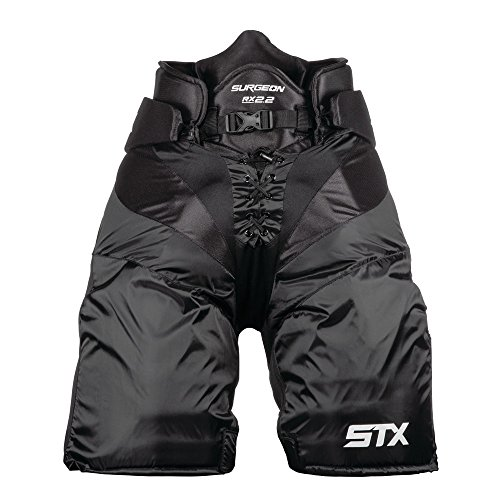 STX Ice Hockey Surgeon RX2.2 Junior Pants, Black, Large