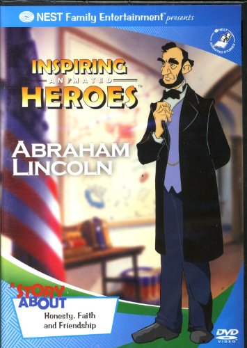 Abraham Lincoln - Inspiring Heroes DVD ()