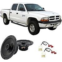 Fits Dodge Dakota 2002-2004 Rear Door Factory Replacement Harmony HA-R65 Speakers New