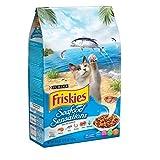 Cheap Friskies Seafood Sensations Cat Food Dry (Formerly Ocean Fish Flavor) (3.15-lb Bag)