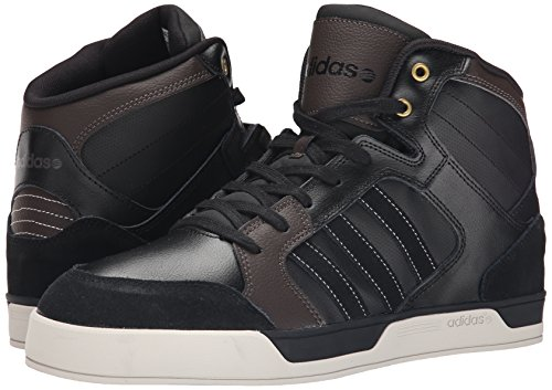 9ef163a90b5 adidas NEO Men s Raleigh Mid-Height Luxe Lifestyle Basketball Sneaker