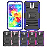 Galaxy S5 Stand Case, HLCT Rugged Shock Proof - Best Reviews Guide