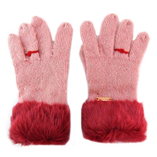 施設免除するおしゃれな[ロリポップ (Lollipops)] (Lollipops コレクション) [P6156] 手袋 ピンク