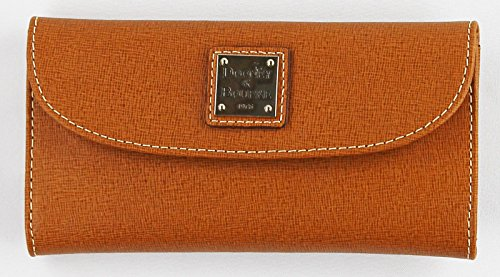 - NEW AUTHENTIC DOONEY & BOURKE CARD CASE LEATHER WALLET (Natural)