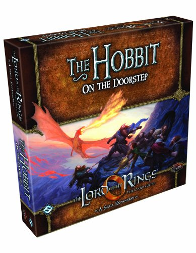 Lord of the Rings LCG: The Hobbit - On the Doorstep (Ring Lotr)