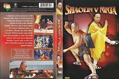 Shaolin vs. Ninja by Alexander Rei Lo: Amazon.es: Alexander ...