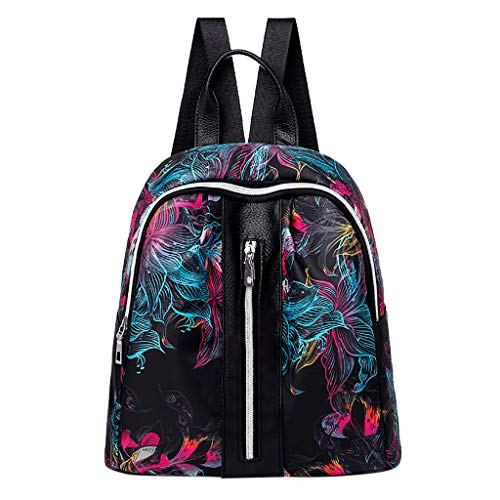 Bsjmlxg Women's Fashion Joker Bag Large Capacity Computer Bag Student Backpack Shoulder Bag Beach Shopping Outdoor - Tote Signature Legacy
