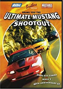 Muscle Mustang & Fast Fords Magazines - Ultimate Mustang Shootout