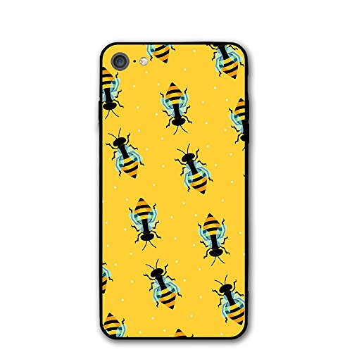 bee Battle Protective Shockproof Anti-Scratch Resistant Slim Cover Case For IPhone 7 Hard Shell ()