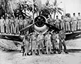 Photo Marines of Famed VMF 214 Black Sheep Squadron