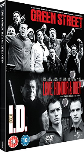 Green Street/Id/Love, Honour And Obey [DVD]
