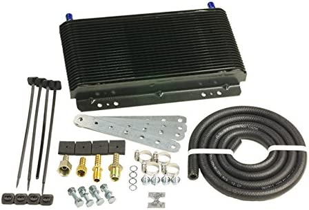 B&M 70255 SuperCooler Automatic Transmission Cooler