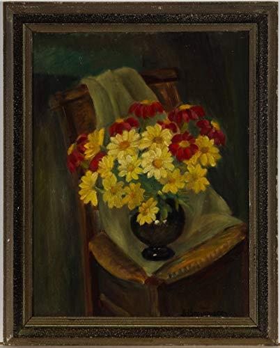 John H. Stephenson (b.1929) - Signed & Framed Mid 20th Century Oil, Still Life 20th Century Still Life