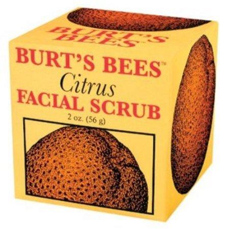 Burt's Bees - Facial Scrub Citrus - 2 oz.