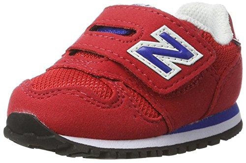 New Red Mixte Sneakers Balance Kv373rdi Rouge Basses Enfant vqrTvwH