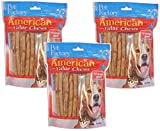 Pet Factory Chicken Dog Roll, 120 Total (3 Packs with 40 Rolls per Pack) Review
