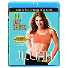 Jillian Michaels: 30 Day Shred [Blu-ray] (2011)