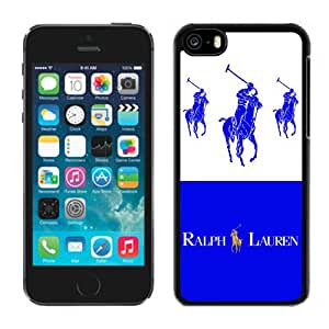 Lovely Lauren Ralph Lauren 13 iPhone 5c 5th Generation Black Phone Case