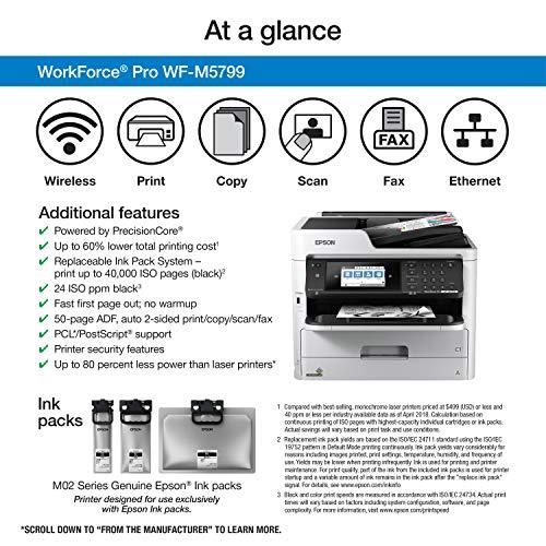 Workforce Monochrome Multifunction Printer