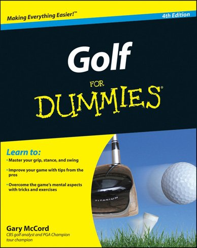 Amazon.com: Golf for Dummies 4ª Edición – Libro: Sports ...