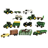 1/64th John Deere 20pc. Farm Set