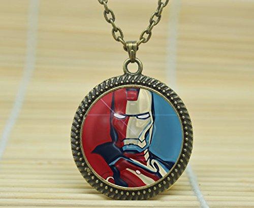 justsong-fashion-jewelry-iron-man-glass-cabochon-necklace-a3274