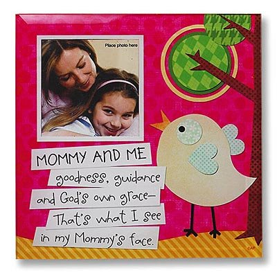 Abbey Press Mommy and Me Frame - Inspiration Faith 54622-ABBEY by Abbey Press