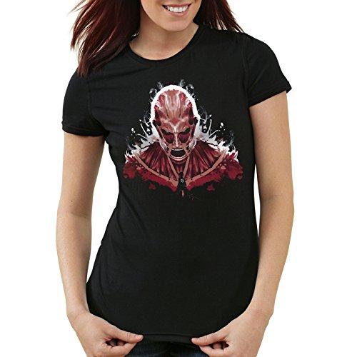 Supremacy Des Titan T Attaque Femme A Titans Bataillon n t shirt qwOfSSPZ