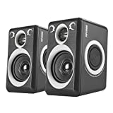 Computer Speakers w/ Surround Sound 2.0CH USB Wired Powered Multimedia Deal