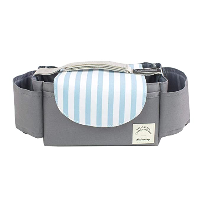 FNBABY Baby Buggy Organizer Bag Universal Storage Bag ...