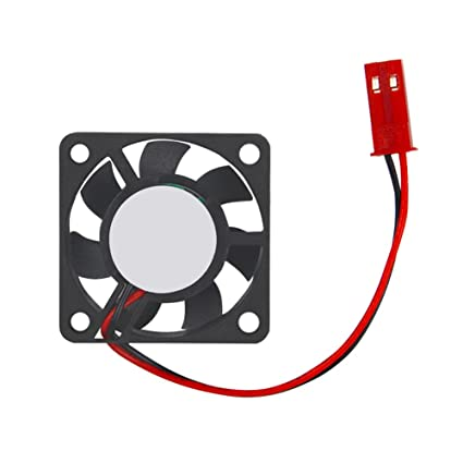 Raspberry - Ventilador dispensador con Tornillo dispensador de Refrigeración Ventilador microordenador refrigerador para Raspberry Piâ 3B