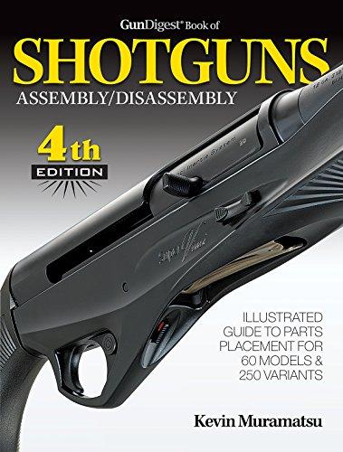 Gun Digest Book of Shotguns Assembly/Disassembly (Gun Digest Book Of Firearms ()
