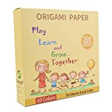 Gnatural 24lb 10 x 10inch Origami Paper, 500sheets