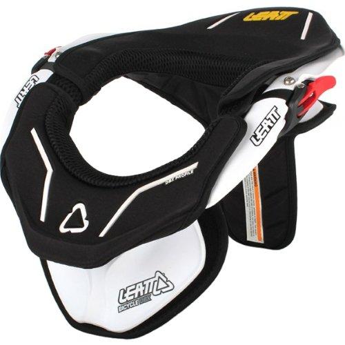 Leatt DBX Ride III Neck Brace All-Terrain Bicycle MTB Body Armor - White / Small (Leatt Neck Brace Motocross)