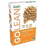 Cheap Kashi GOLEAN, Breakfast Cereal, Peanut Butter Crunch,  Non-GMO Project Verified, 13.2 oz