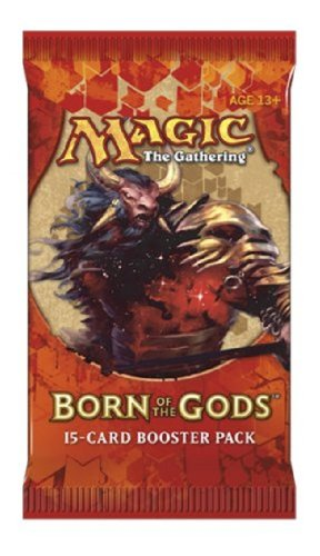 20 x Magic The Gathering - Born Of The Gods Boosters - 82705